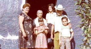 family photo Cesar's Way