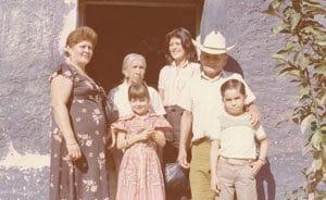 Cesar Millan's family