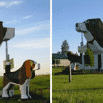 You And Your Dogs Can Stay In This Pet-Friendly Airbnb Shaped Like A Giant Beagle