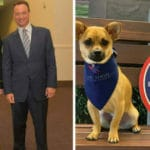 "Gary Sinise Introduces ""Veterinarians For Valor"" Initiative For Police And Military Dogs"