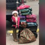 Girl Asked Santa For 600 Pounds Of Pet Food To Donate Instead Of Toys