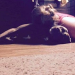 Service Dog Is Trained To Get Under Woman's Head When She Is Having A Seizure