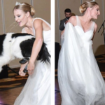 America's Got Talent Star Performs Footloose Dance Routine With Her 'Bride Dog'